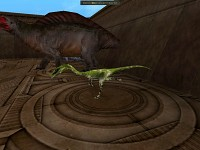 Coelophysis - DH Style Skin