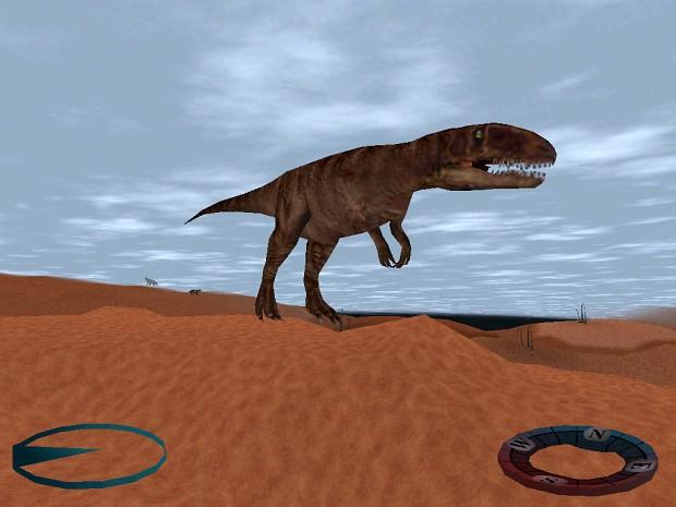 Megalosaurus MK 2