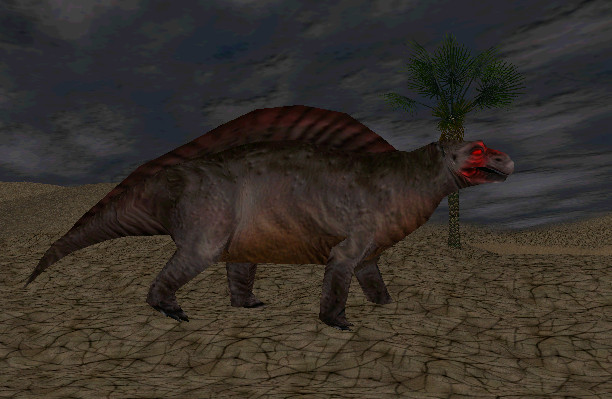Lotosaurus New Model