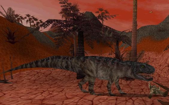 Postosuchus WIP