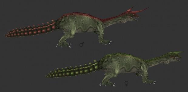 Shringasaurus (DLC Animal)
