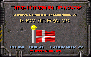 Duke in Denmark