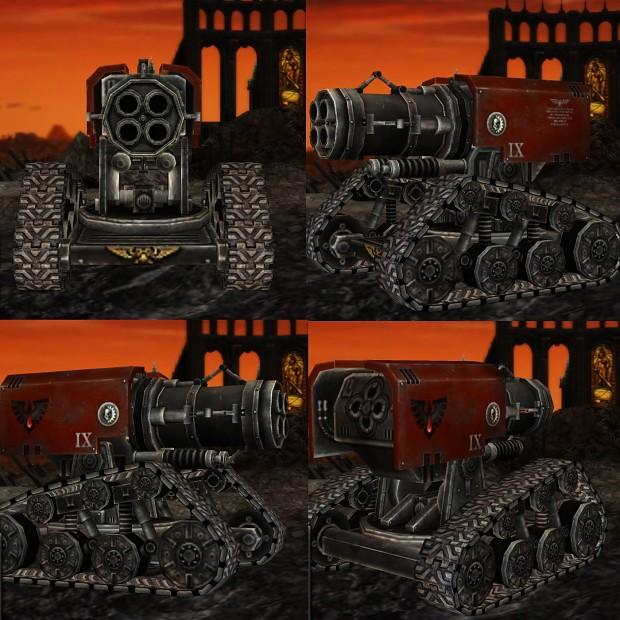 Thunderfire Cannon anyone?