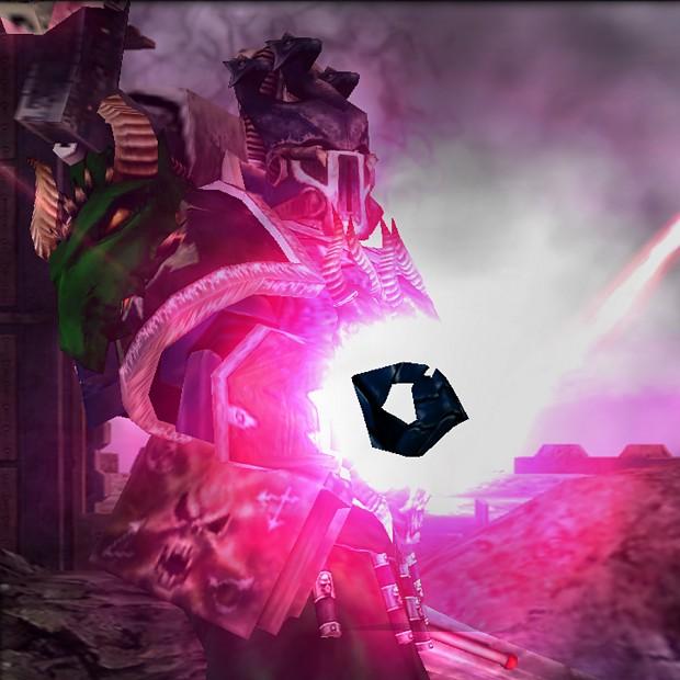Alpha Legion Sorcerer