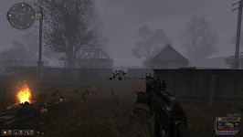 New AKSU + fog in Cordon