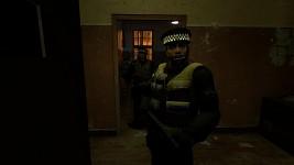 Police in Game