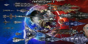 Fantasy Fleet 2 Wallpaper