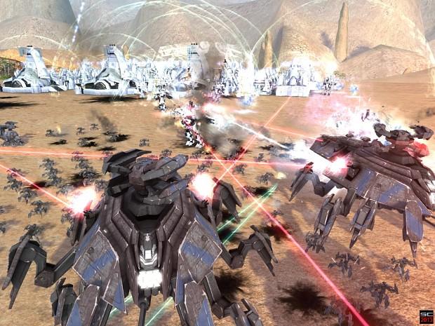 Supreme Commander 2013Mod Version1.0 Out Now!