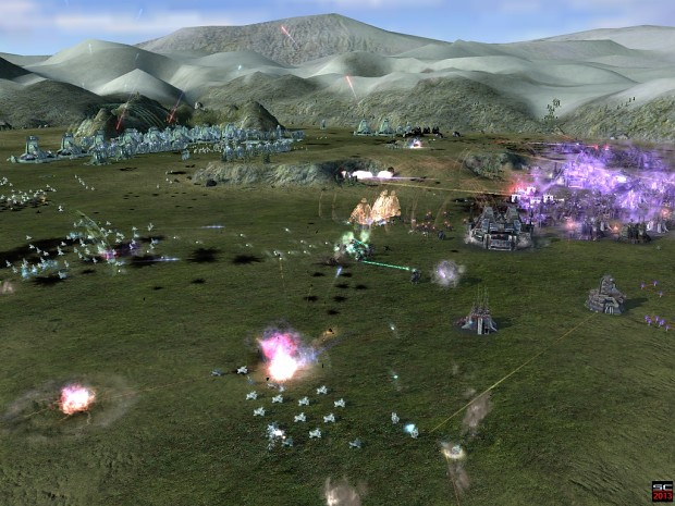 Supreme Commander 2 0 1 3 Mod - Version 1.11HotFix