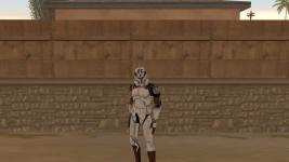 Wolfpack clone trooper