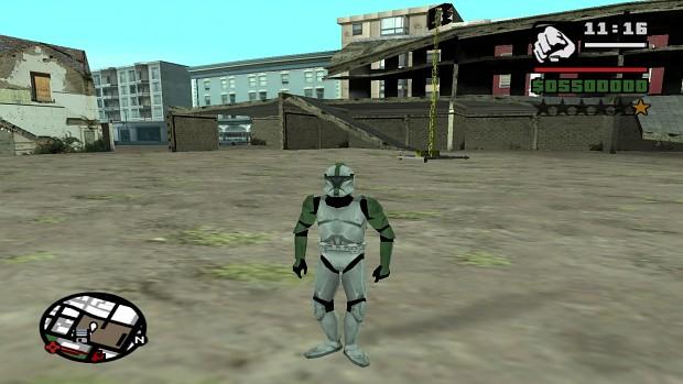 Clone Update - Jet Trooper
