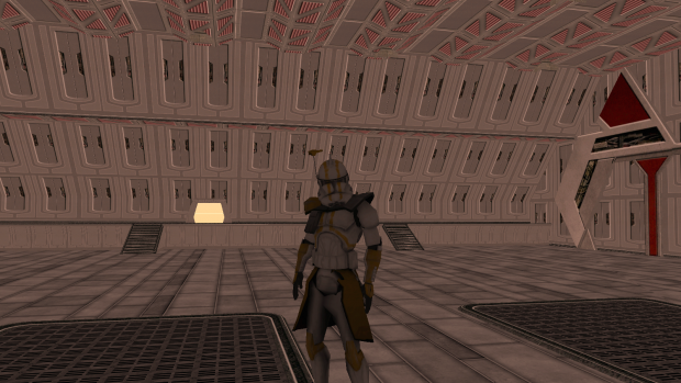 Yellow Arc Clone trooper