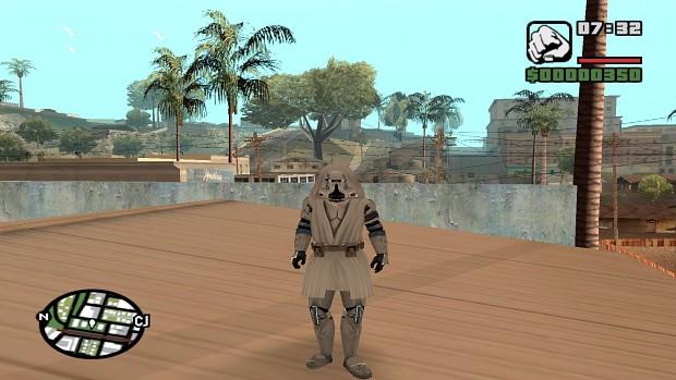 Clone commander Keller