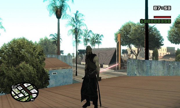 Starkiller Sith Armor