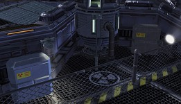 Orbital Core Power Plant Screenshots