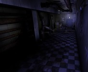 Hospital Basement Halls (Map 15)