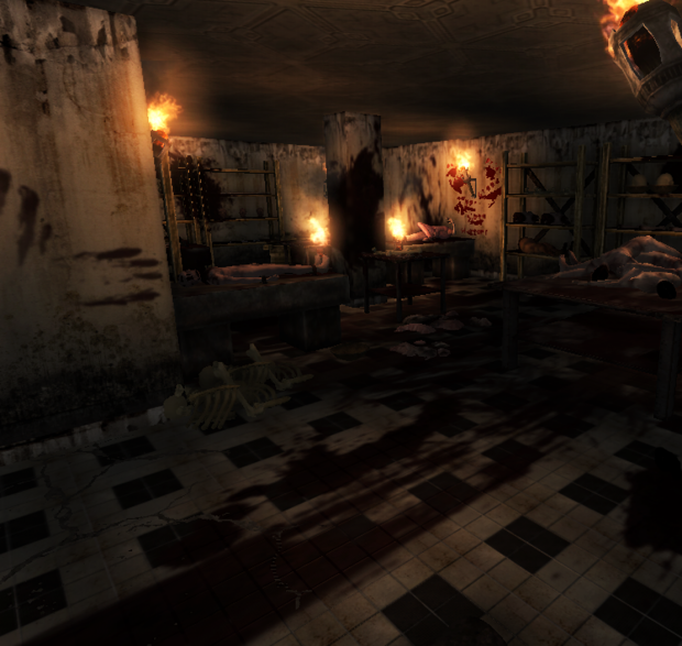 Surgeon S Dungeon Room Image Obsidian Hunter S Greed