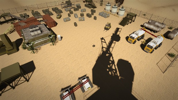DM Desert Map Updated