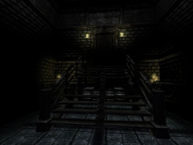 Dungeon Stairs Image Pewdie S Revenge Mod For Amnesia