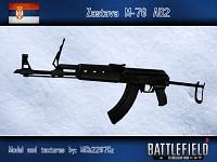 Zastava M-70 AB2 (by MCh2207Cz)