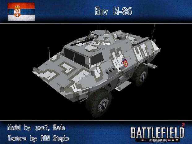 Bov M-86 (by qwe7, Rade, FON Stepke)