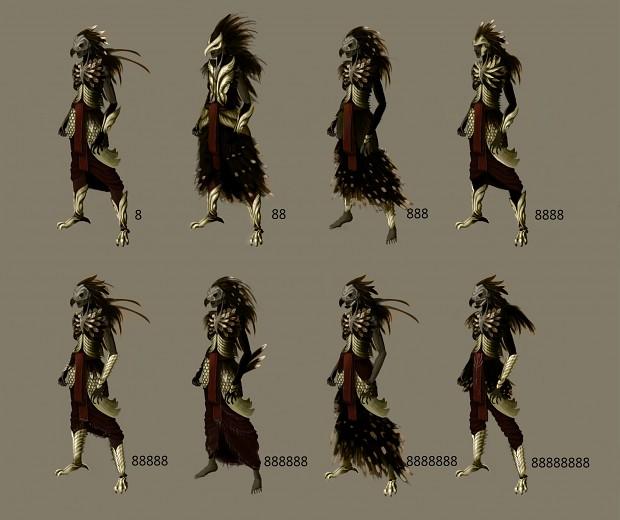 Elven Armor Concept