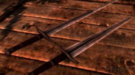 Ethisian Fine Steel Weapons Ingame