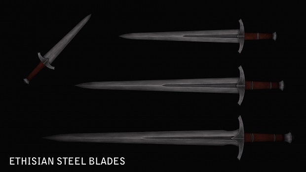Ethisian Steel Blades