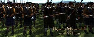 Scottish musketeers