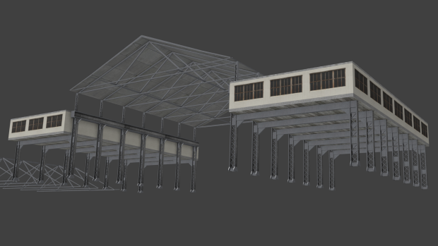 Warehouse full model