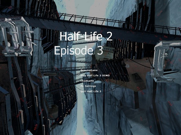 Half Life 2 Episode 3 upcoming mod