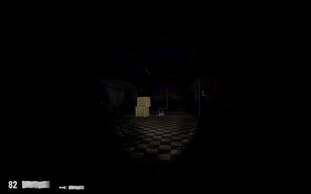 Ghost Hunt abandoned asylum level
