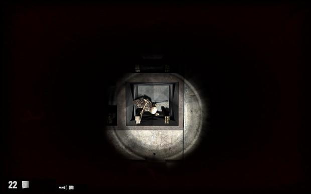 Ghost Hunt abandoned asylum level