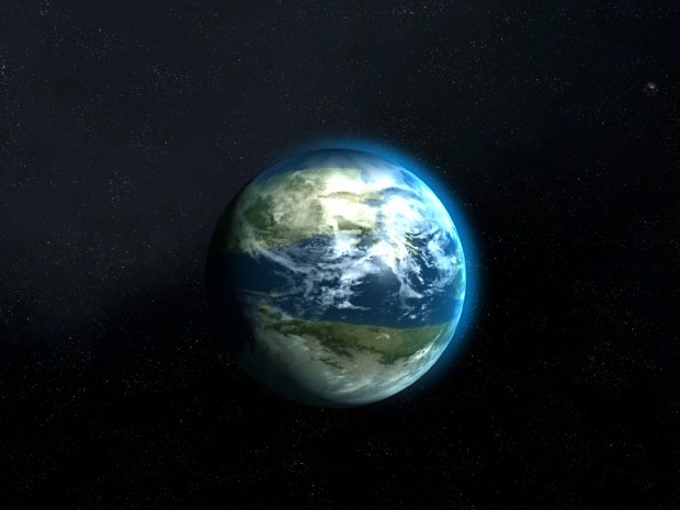 Terran planet image - Infinite Space mod for Sins of a ...