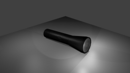 Flashlight Model