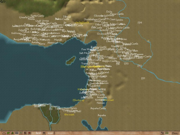 Also added alot more factions and town n such