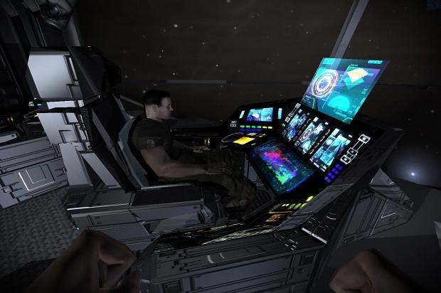 New Control Panels