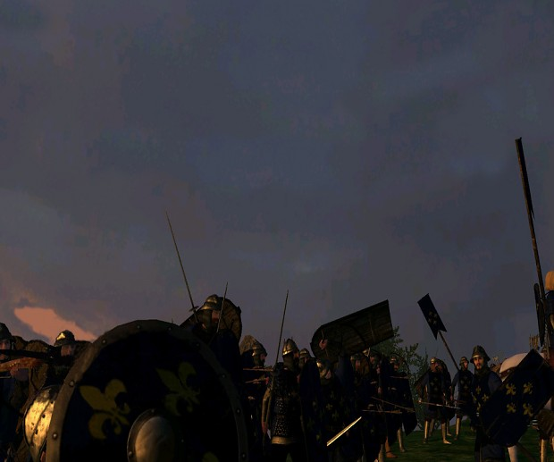 PW Events : Shieldwall