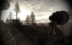 Ghost Land in Call of Pripyat