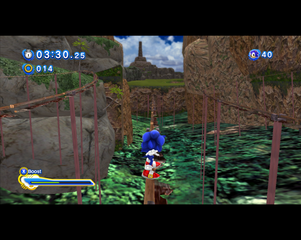 Mystic Ruins image - Sonic Adventure Generations mod for ...