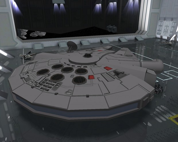 New Millenium Falcon