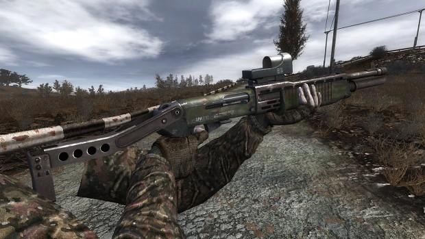 SPAS-12 Carabineer