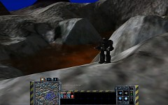 Intruder on Iron Moon