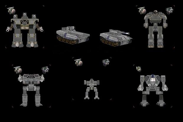 New R38 Units