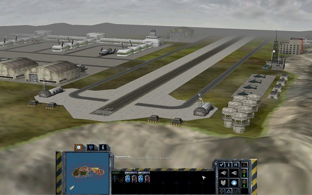 Zaccarias Spaceport