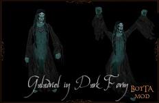 Galadriel in Dark Form