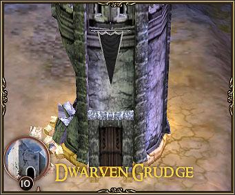 Dwarven Grudge