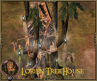 Lorien Tree House