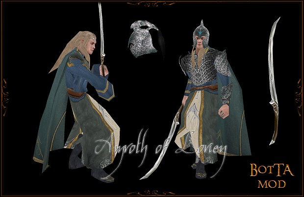 Amroth of Lorien