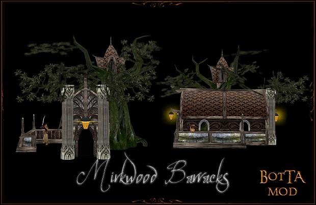 Mirkwood Barracks